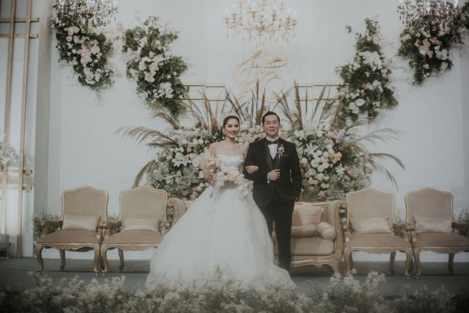 Holy Matrimony & Reception of Jonathan & Ellen by Atham Tailor - 023