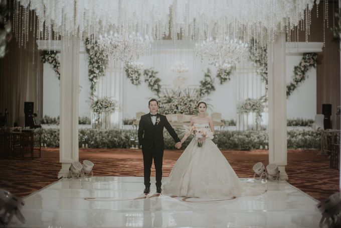 Holy Matrimony & Reception of Jonathan & Ellen by Atham Tailor - 024