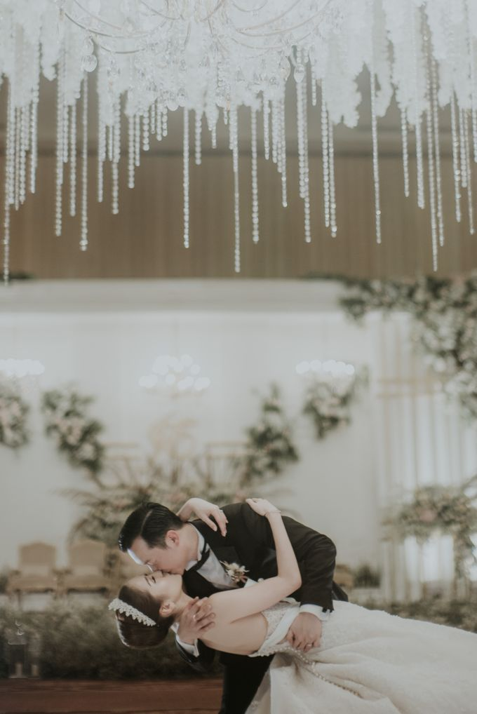 Holy Matrimony & Reception of Jonathan & Ellen by Atham Tailor - 025