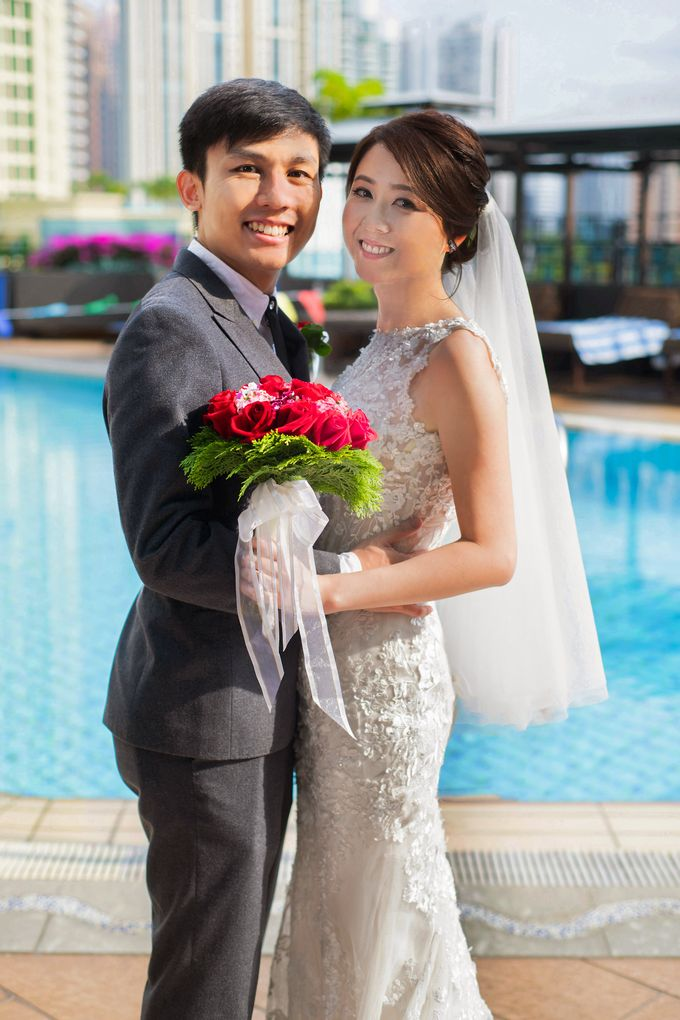 Four Points by Sheraton Wedding by GrizzyPix Photography - 002