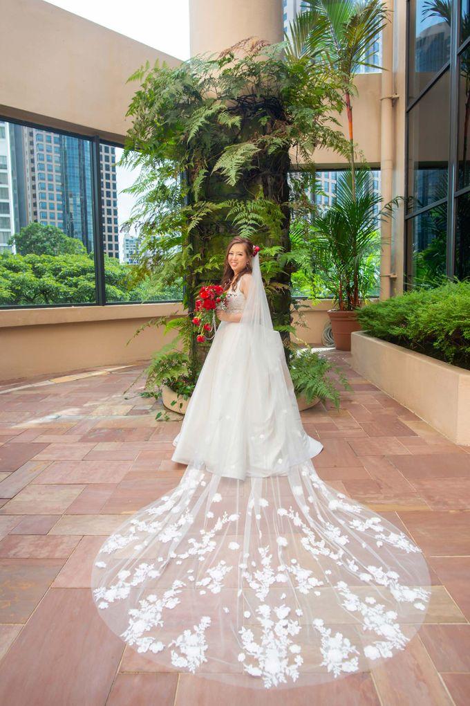 Four Seasons Hotel Wedding by GrizzyPix Photography - 003