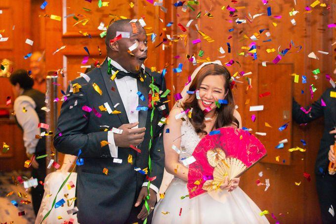 Four Seasons Hotel Wedding by GrizzyPix Photography - 004