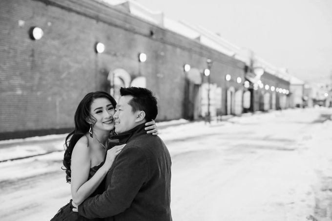 Putera & Linda Prewedding by Little Collins Photo - 037