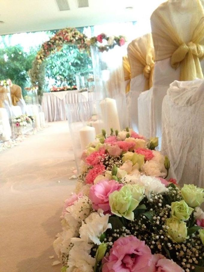 Events And Weddings by Bythian Florist - 005