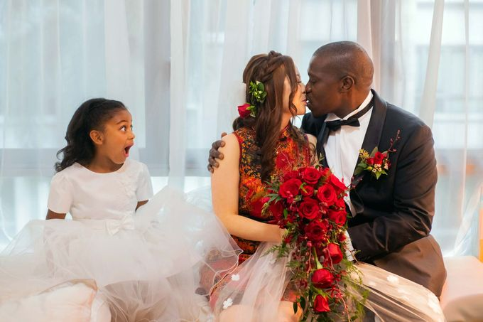 Four Seasons Hotel Wedding by GrizzyPix Photography - 011