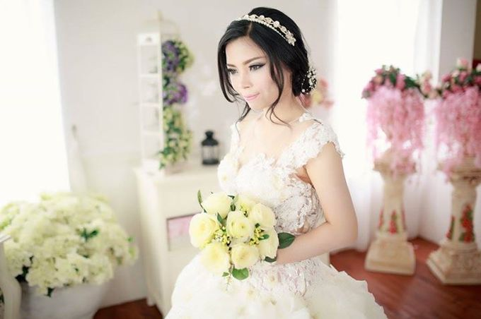 Photo Prewedding by ShenLeo Makeup - 017