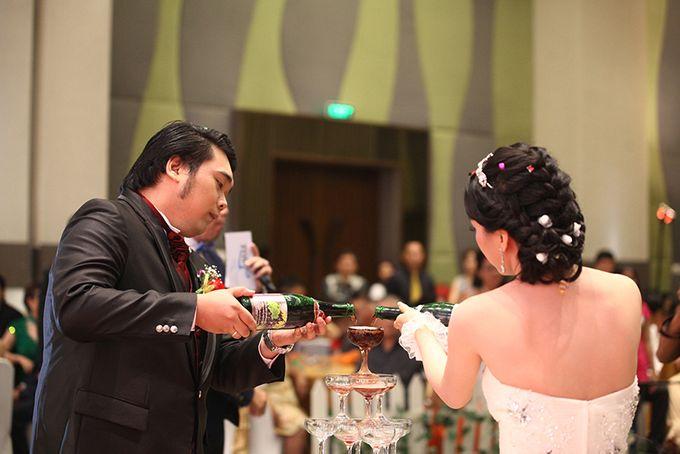 Jeffison & Santya Wedding by DESPRO Organizer - 007