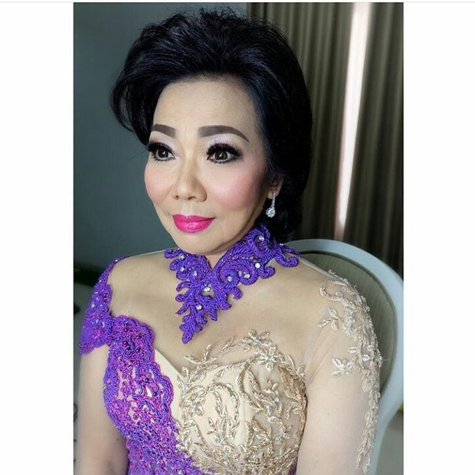 Hairdo Mom Bride by Makeup And Hairdo By iis - 007