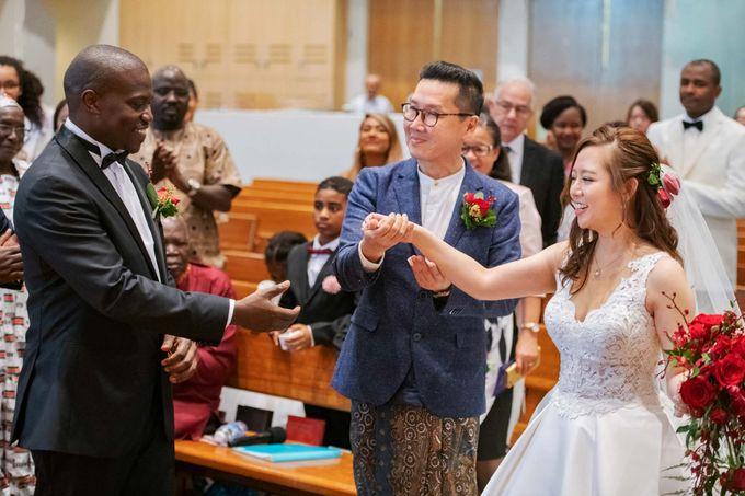 Four Seasons Hotel Wedding by GrizzyPix Photography - 016