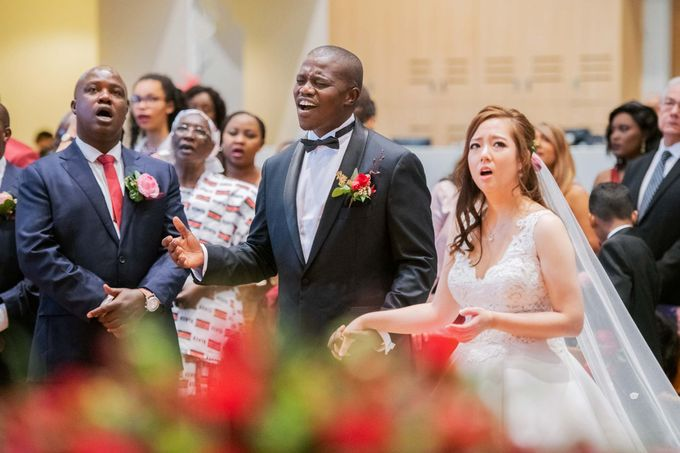 Four Seasons Hotel Wedding by GrizzyPix Photography - 017