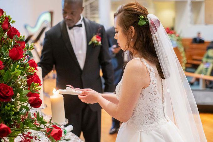 Four Seasons Hotel Wedding by GrizzyPix Photography - 020