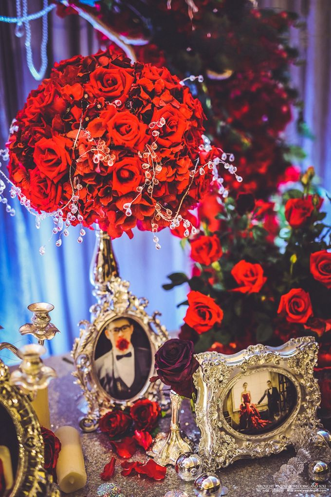 Unique Themed Wedding Decoration by Wedding And You - 003