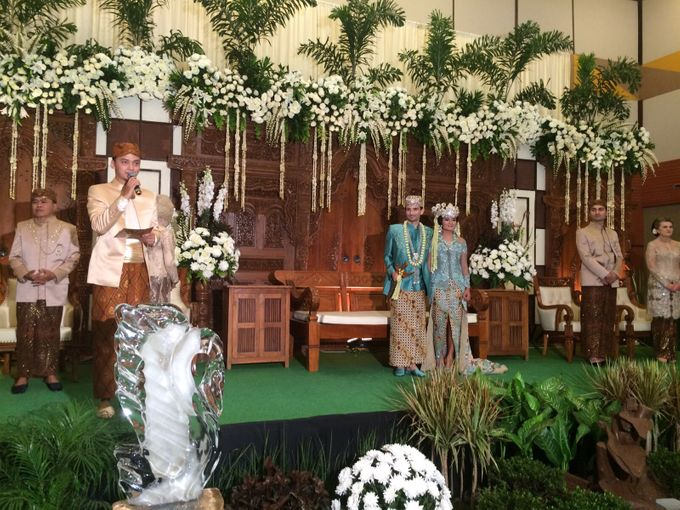 Wedding By Titanium Wedding Management by Chanzy Fauzi MC - 007