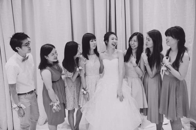 Actual Day Prissie♥Zhengyu by Gin Tan makeup artist - 006