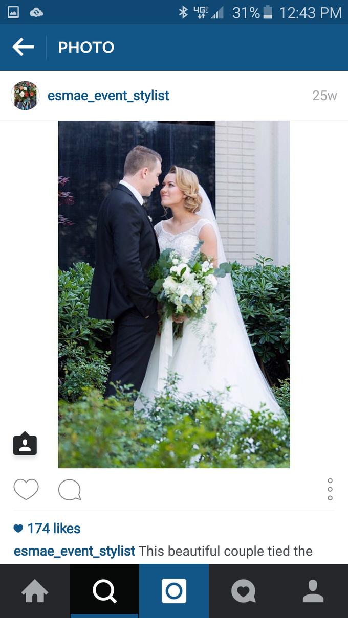 White Wedding by Esmae Event Floral Design - 003