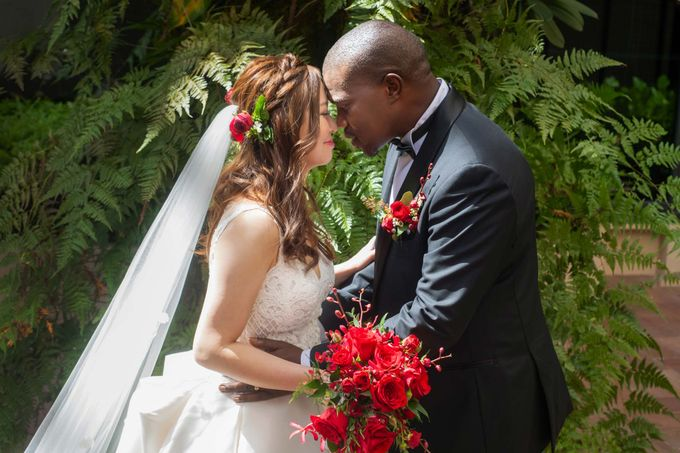 Four Seasons Hotel Wedding by GrizzyPix Photography - 023