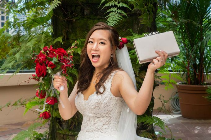 Four Seasons Hotel Wedding by GrizzyPix Photography - 025