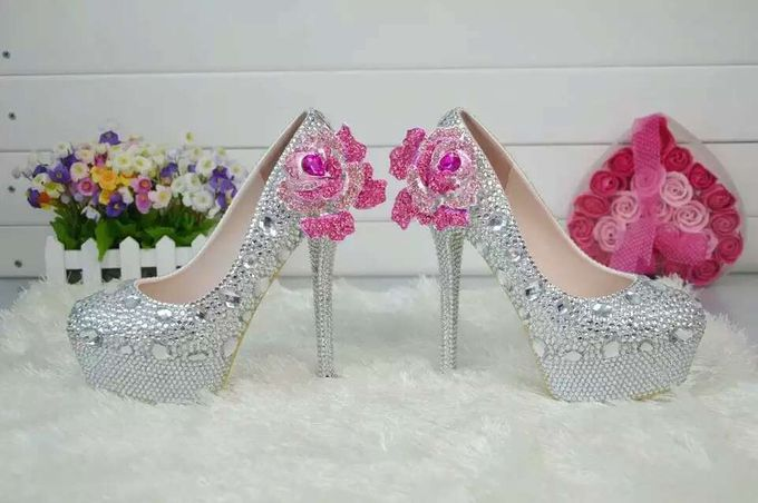 WEDDING SHOES by TIANXI TRADING PTE LTD - 001