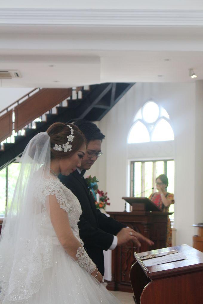 Wedding Daniel & Dewi, 1 Oktober 2016 by Red Hat Organizer - 005