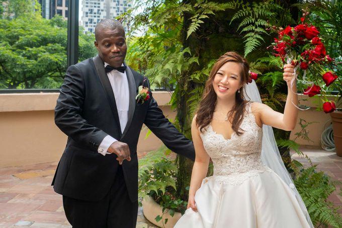 Four Seasons Hotel Wedding by GrizzyPix Photography - 026