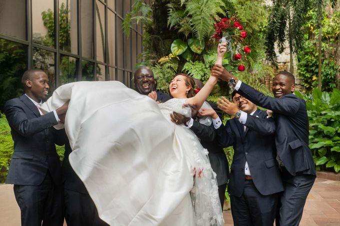 Four Seasons Hotel Wedding by GrizzyPix Photography - 027