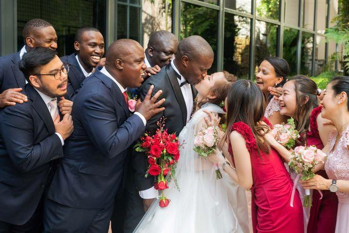 Four Seasons Hotel Wedding by GrizzyPix Photography - 028