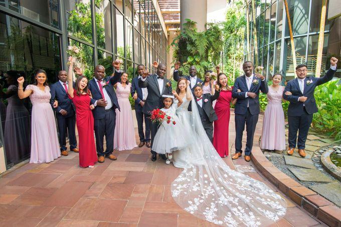 Four Seasons Hotel Wedding by GrizzyPix Photography - 029