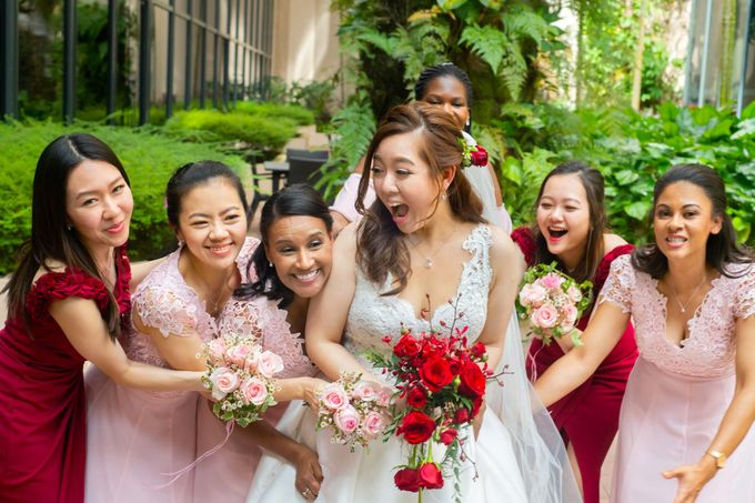 Four Seasons Hotel Wedding by GrizzyPix Photography - 030