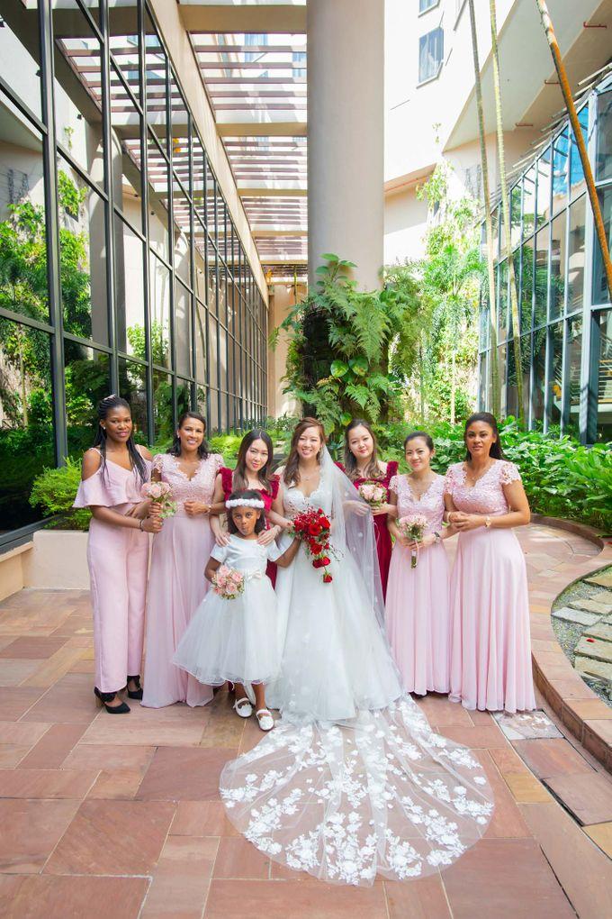 Four Seasons Hotel Wedding by GrizzyPix Photography - 031