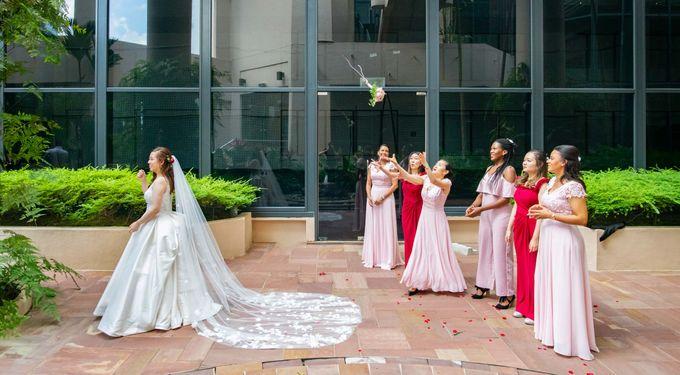 Four Seasons Hotel Wedding by GrizzyPix Photography - 032