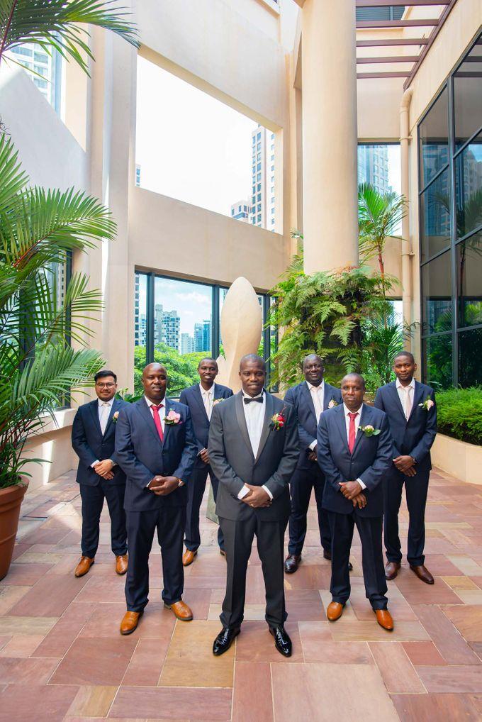 Four Seasons Hotel Wedding by GrizzyPix Photography - 035