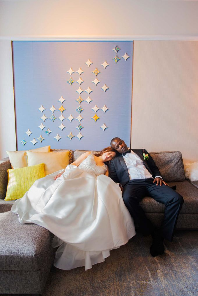 Four Seasons Hotel Wedding by GrizzyPix Photography - 036