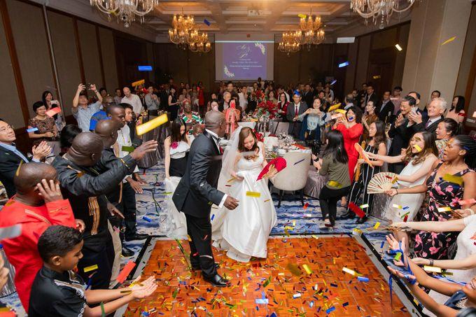 Four Seasons Hotel Wedding by GrizzyPix Photography - 039