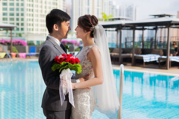 Four Points by Sheraton Wedding by GrizzyPix Photography - 024