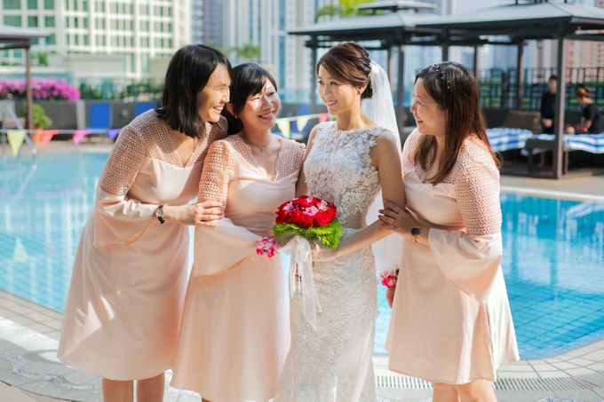 Four Points by Sheraton Wedding by GrizzyPix Photography - 025