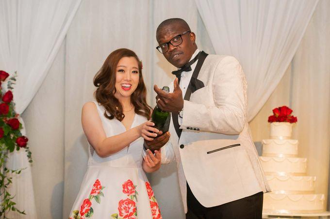 Four Seasons Hotel Wedding by GrizzyPix Photography - 044