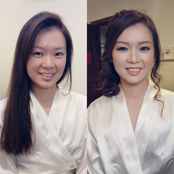 Bridal Makeup & Hair by My Cherry Style - 002