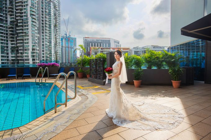 Four Points by Sheraton Wedding by GrizzyPix Photography - 026