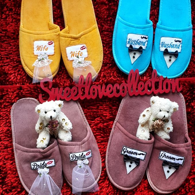 Wedding Slippers by Sweetlovecollection - 019