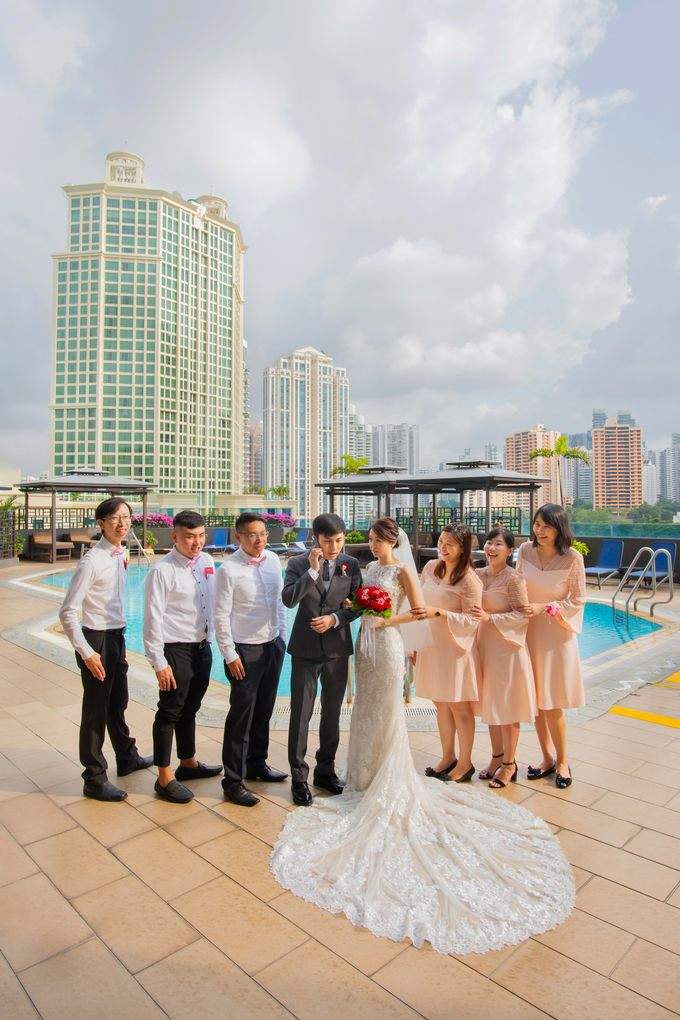 Four Points by Sheraton Wedding by GrizzyPix Photography - 027