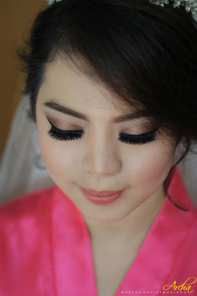 My Bridal Makeup by Archa makeup artist - 010