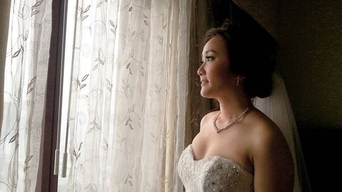Bridal Makeup and Hairstyle by SueLim & artmakeup - 001