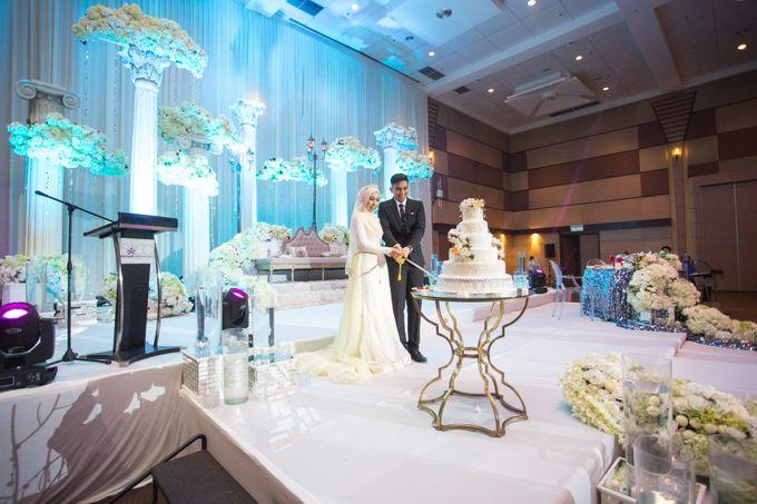 MALAY WEDDING RECEPTION by ARJUNA CIPTA - 015