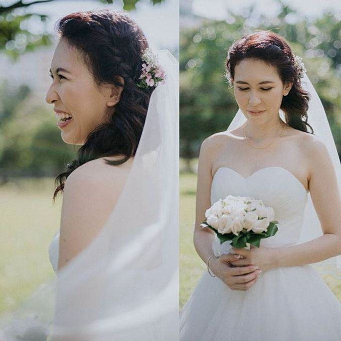 Bridal Makeovers by Star Glamour Artistry Pte Ltd - 002