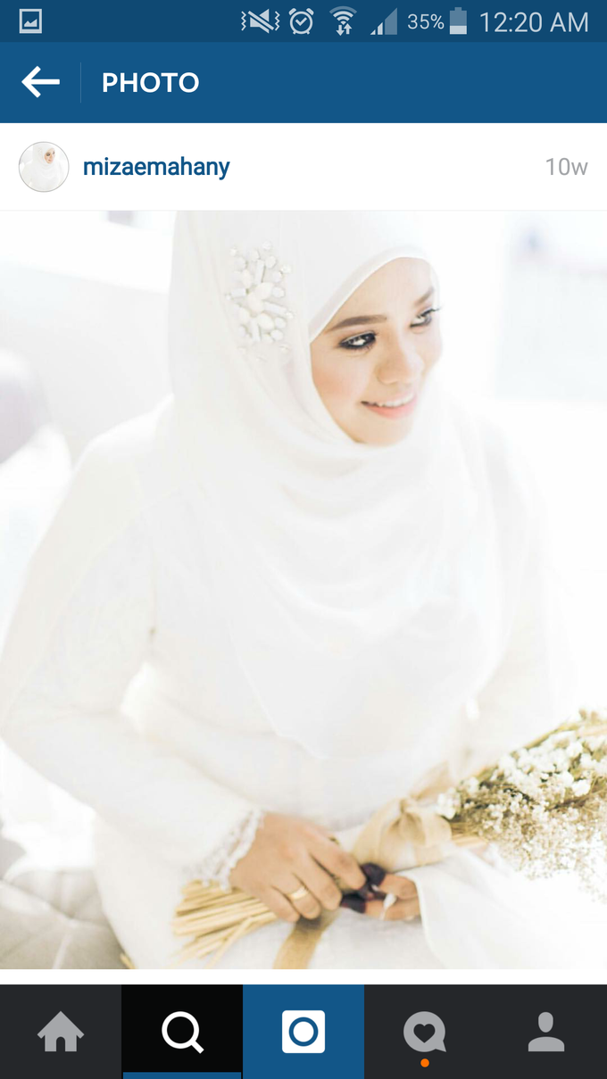 Nikah Wedding Dress by Emma Wedding - 016