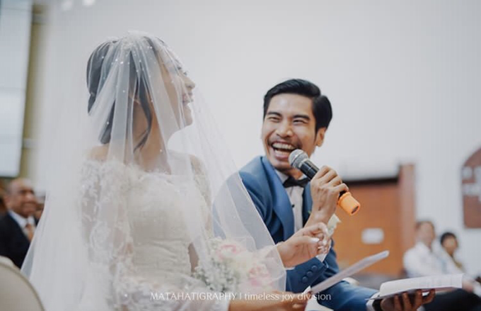 Yoseph Josongko & Priscilla Oracle  by Jaasiel Wedding Planner - 010