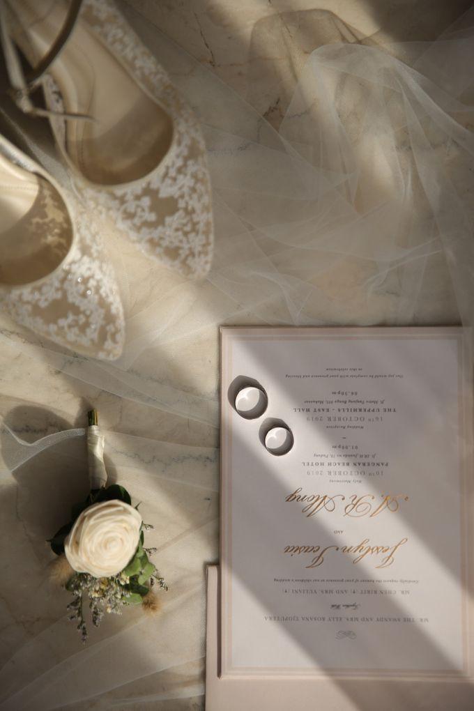 THE WEDDING OF ALONG AND JASSLYN by ODDY PRANATHA - 007