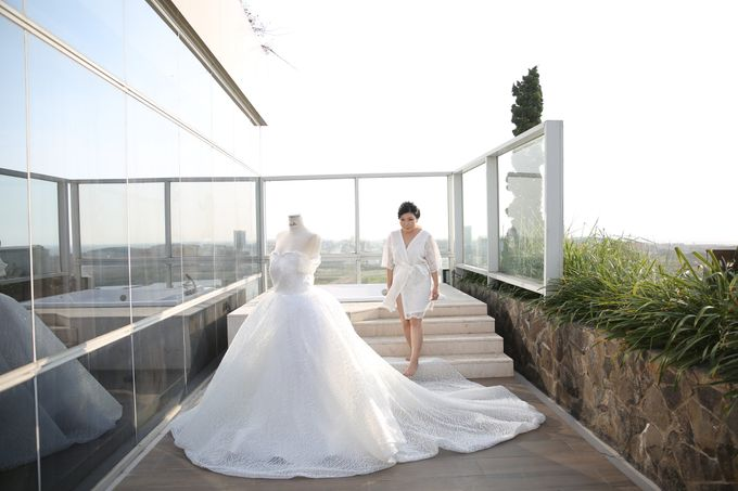 THE WEDDING OF ALONG AND JASSLYN by ODDY PRANATHA - 014