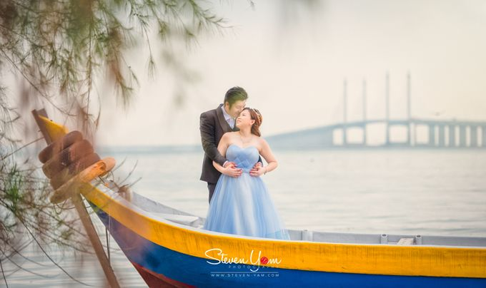 Pre Wedding & Couple Portraiture by Steven Yam Photography - 017