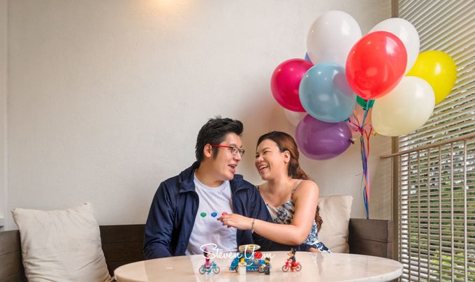 Pre Wedding & Couple Portraiture by Steven Yam Photography - 018